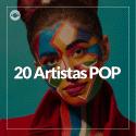 20 Artistas Pop