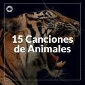 15 Canciones de Animales