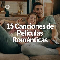 15 Canciones de Peliculas Romanticas