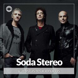 Soda Stereo y Artistas Relacionados