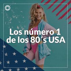 Los Numero 1 de los 80 USA