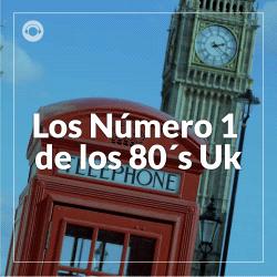 Los Numero 1 de los 80 UK