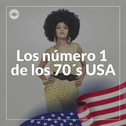 Los Numero 1 de los 70 USA