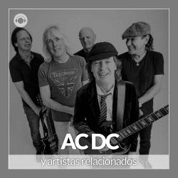 AC DC y Artistas Relacionados