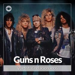 Guns N Roses y Artistas Relacionados